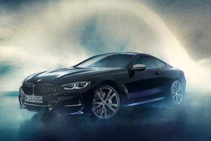 BMW украси салона на Серия 8 с частици от метеорит