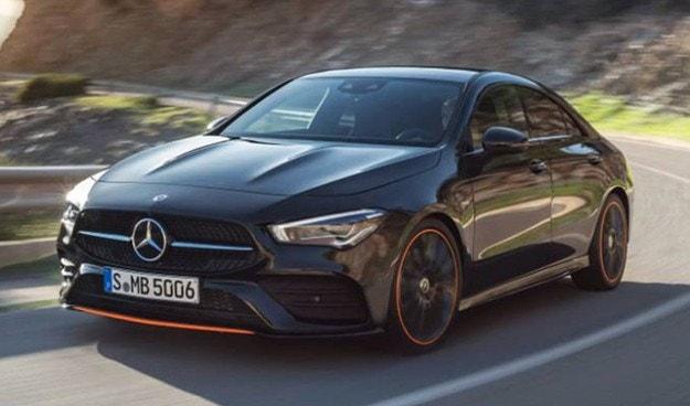 Разсекретиха новия Mercedes-Benz CLA
