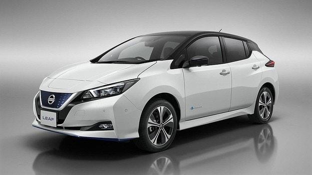 Nissan направи по-мощен електрическия Leaf