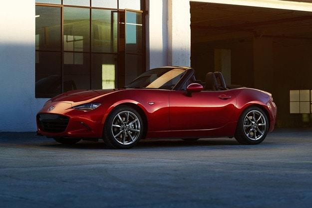 Mazda: специално издание за 30 години MX-5