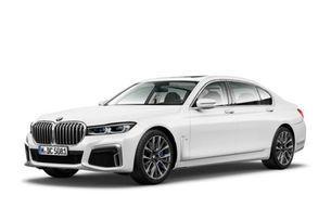 Разсекретиха обновеното BMW Серия 7 в аванс