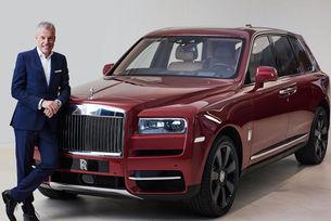 Разглеждайки представянето на компанията през  годината, Торстен Мюлер-Отвос, главен изпълнителен директор на Rolls-Royce Motor Cars, каза: 2018 беше най-успешната, рекордна година за Rolls-Royce
