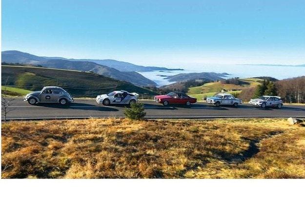 "VW ""костенурка"", Ford RS200, Opel Commodore, BMW 2002 ti и Toyota Corolla"