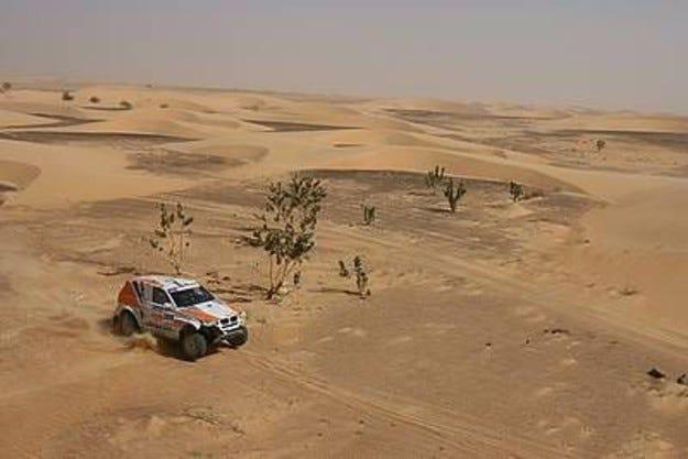 Рали Дакар - етап 10