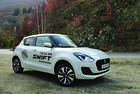 Suzuki Swift 4WD: Индивидуалистът