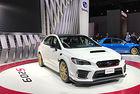 Subaru създаде ексклузивен седан STI S209