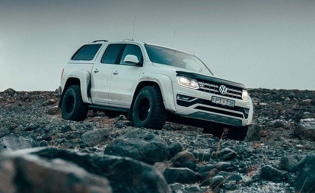 VW Amarok е готов за екстремни пътешествия