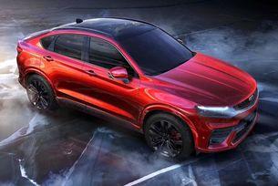 Новият автомобил споделя основни възли и агрегати от марката Volvo, собственост на китойския концерн