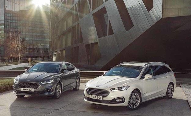 Ford обнови фамилията Mondeo