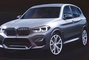 Разсекретиха спортната версия на BMW X3