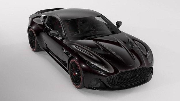Aston Martin посвети DBS Superleggera на TAG Heuer