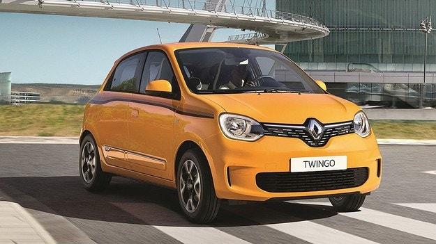 Renault обнови хечбека Twingo