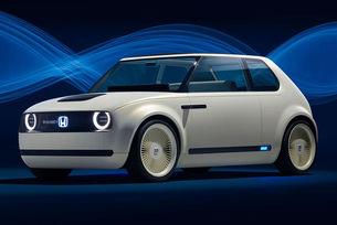В Женева ще представят серийния Honda Urban EV