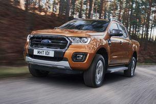 Ford обнови пикапа Ranger за Европа