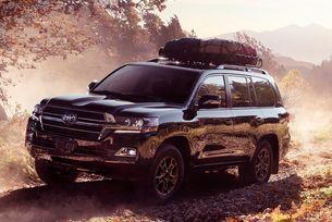 Toyota представи спецверсия на Land Cruiser 200