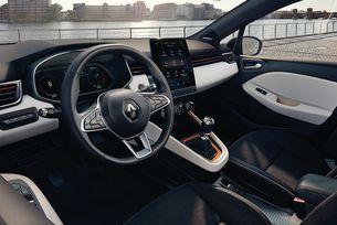 Renault показа интериора на новия Clio