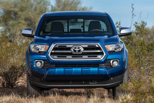 Toyota Tacoma готви изненада за американците