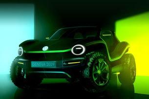 VW обяви премиера на електрическо плажно бъги