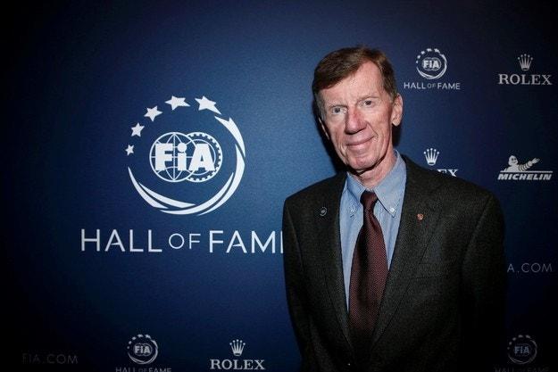 Валтер Рьорл влезе в залата на славата на FIA