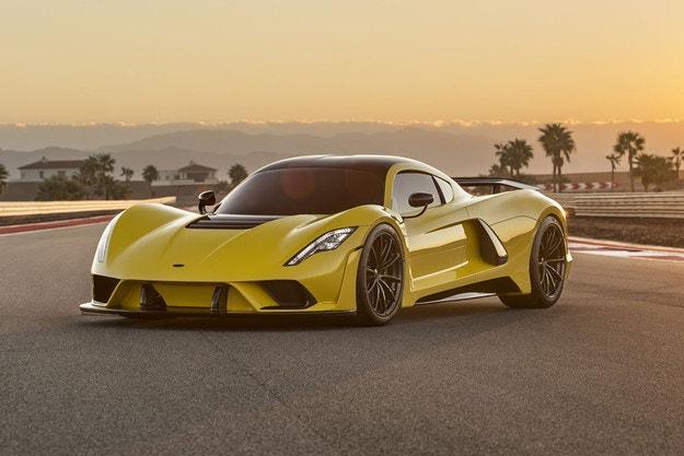 Hennessey се готви за най-бърз автомобил в света