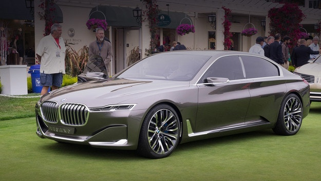 BMW признава, че Серия 9 е ненужна