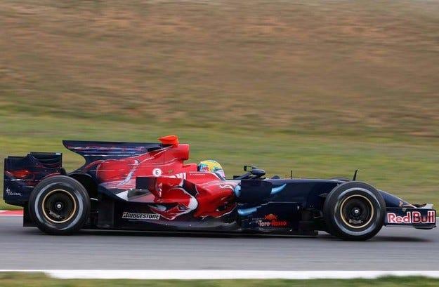Toro Rosso 2008