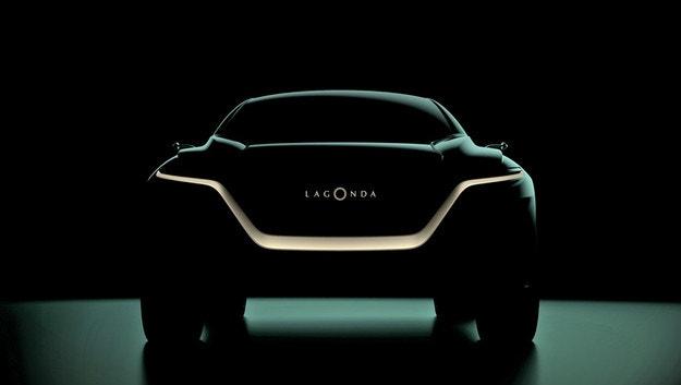 Lagonda All-Terrain ще очертае сериен кросоувър
