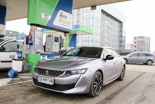 Peugeot 508 e Автомобил на годината за 2019 година в България