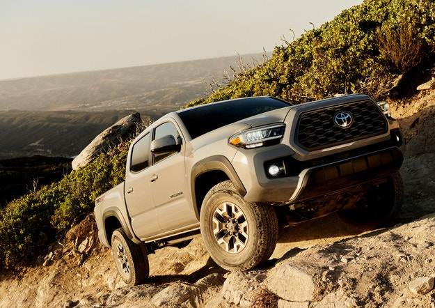 Toyota представи обновения пикап Tacoma