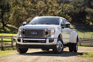 Ford обнови пикапите F-Series Super Duty