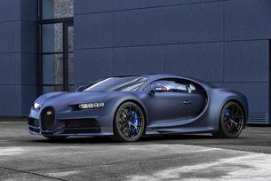 Направиха лимитирана серия на Bugatti Chiron Sport