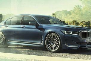 Alpina представя BMW Серия 7 с 600 конски сили