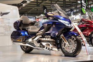 Honda от Gold Wing до Super Cub на Moto Expo 2019
