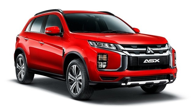 Обновеният Mitsubishi ASX дебютира в Женева