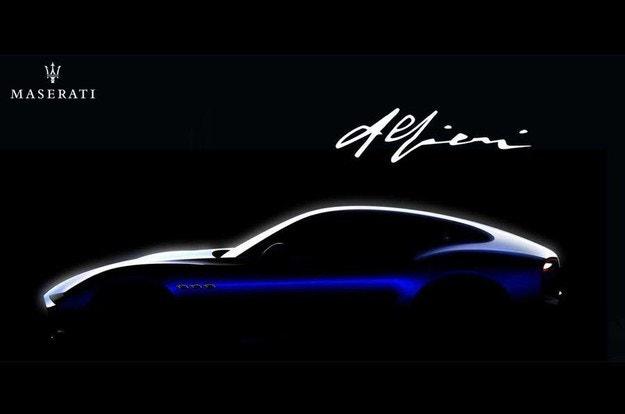 Новият Maserati ще ускорява до 100 км/ч за 2 сек