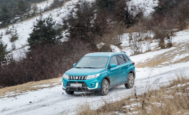 Suzuki Vitara: Отново във форма