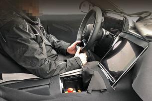 Mercedes S-класата демонстрира нов дисплей
