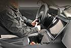 Mercedes S-класа демонстрира нов дисплей
