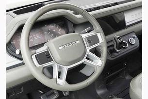 Разкриха интериора на новия Land Rover Defender