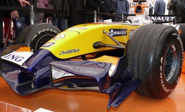 ING Renault F1