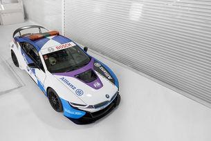 Представиха BMW i8 Safety Car за Formula E