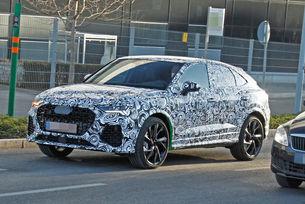 Audi тества купе-кросоувъра Q4 с 400 к.с.