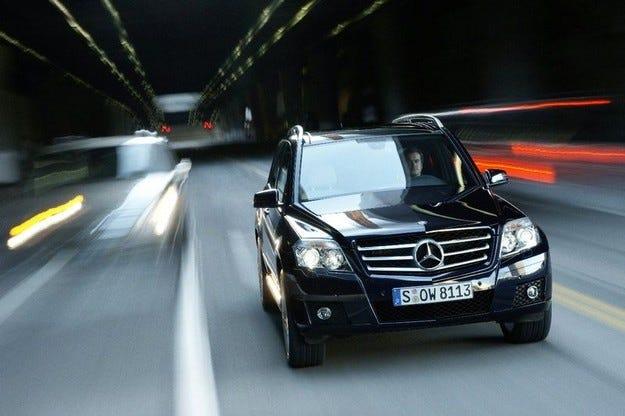 Mercedes GLK