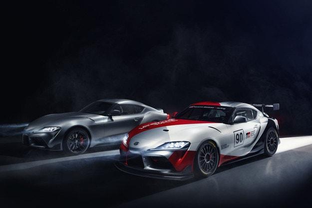 В Женева дебютира Toyota GR Supra GT4 Concept