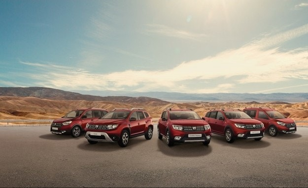 Dacia представя нови лимитирана серия