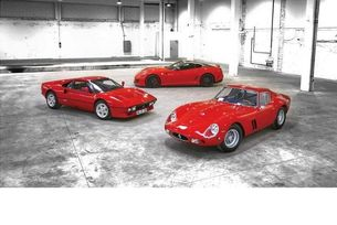 Всички модели Ferrari GTO: Прекрасно червено