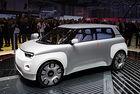 Fiat Concept Centoventi: Идея за евтин електромобил