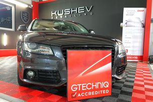 KUSHEV DETAILING CENTER