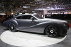 Eadon Green ZRR е силно гримиран Rolls-Royce