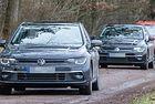 Разсекретиха дизайна на новия Volkswagen Golf